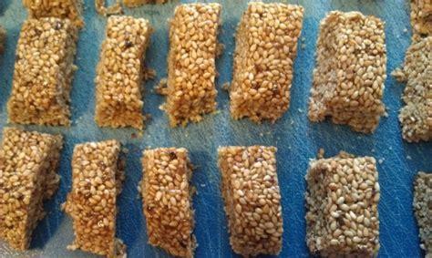 Sesame Seed Detox by Crunchy Sesame Seed Recipe Genius Kitchen