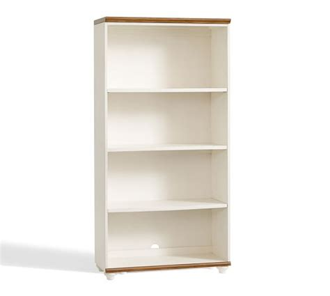 bookcase pottery barn