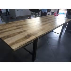 banc pour salle a 3 meuble industriel table de