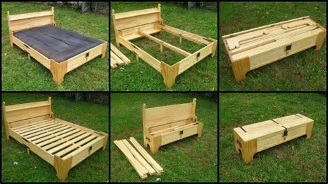 bed in a box plans how to make this amazing diy wood bed in a box