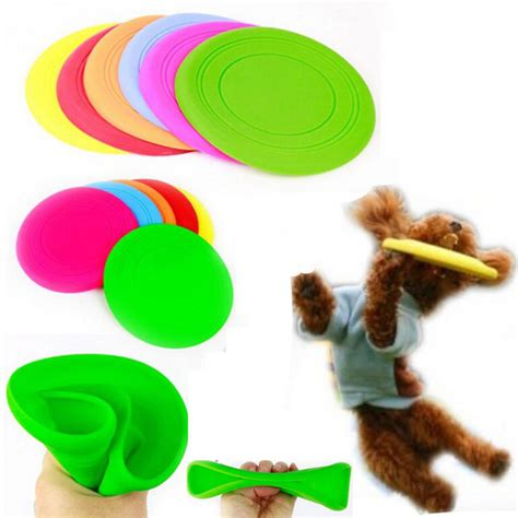 Soft Frisbee big pet frisbee flying disc frisby fetch soft