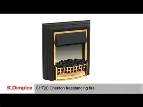Does An Electric Fireplace Save Money by Dimplex Cheriton Freestanding With Optiflame