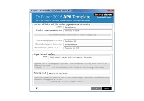 apa format made easy dr paper software apa format made easy windows