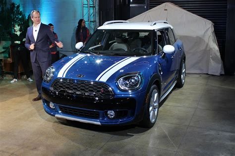 Mini Cooper Release Date 2017 Mini Cooper Countryman Review And Information