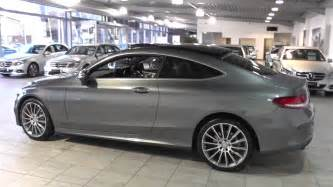 mercedes c class coupe 2015 c 200 amg line coupe