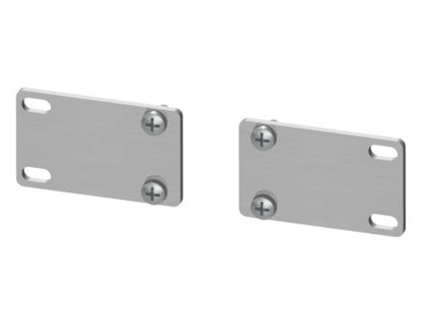 23 Inch Rack Dimensions by Rack Adapter Kit 1u 19 To 23 Inch Weco Eia Spacing