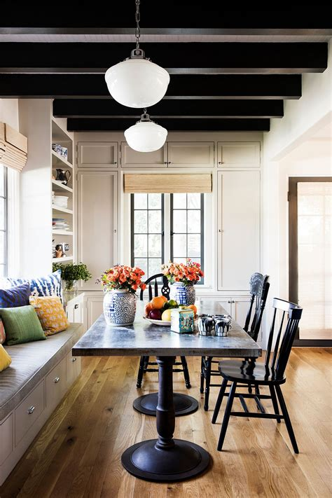 chic dining room styles  fall  combine modern