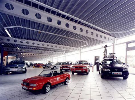 Autohaus Audi Leipzig by Herausforderung Neubau Im Gewerbebau Vw Und Audi
