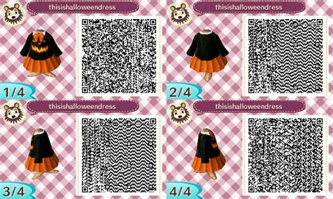 how to shade acnl clothing styles animal crossing new leaf qr codes getting some halloween