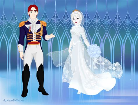 Dress Helsa helsa wedding by princessj420 on deviantart