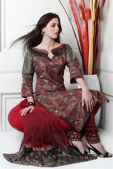neck desgin of ladies suits latest fashion trends salwar kameez neck designs