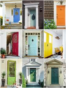 Colorful Front Doors Colorful Front Door Darleen A Lifestyle Design