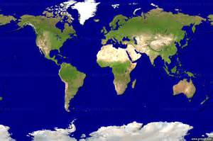 satellite maps of primap world maps