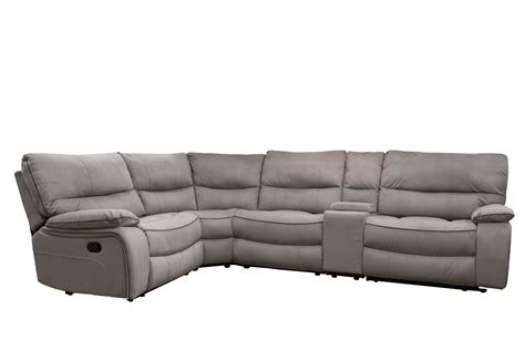 Corner Sofa Recliner Anton Reclining Leather Corner Sofa