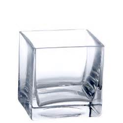 bulk 4 quot square vases wholesale square vases