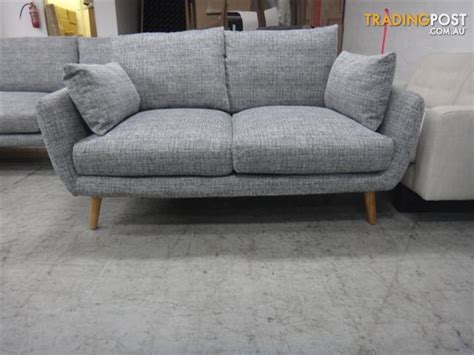 Chaise Lounge Sofa For Two New Forwell 2 Seater Sofa 3 Seater Chaise Lounge Available For Sale In Richmond Vic New