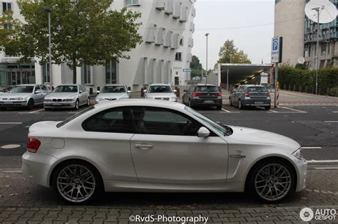 Bmw 1 Series Coupe by Bmw 1 Series M Coup 233 21 October 2016 Autogespot
