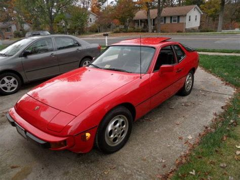 automobile air conditioning service 1988 porsche 924 parental controls sell used 1988 porsche 924s in woodbridge virginia united states for us 4 900 00
