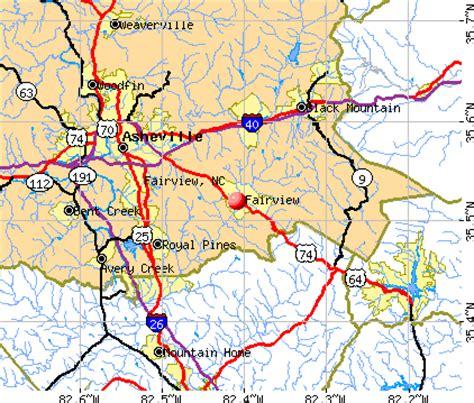fairview, north carolina (nc 28730) profile: population