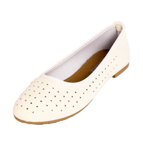 ballet flats slip on shoes casual ballerina loafer slipper ebay womens jewel stud ballet flat slip on casual shoe loafer
