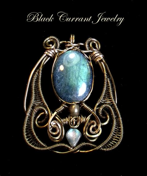 mystical glow by blackcurrantjewelry on deviantart