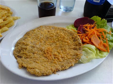 Uruguay Main Dishes - from uruguay milanesa a typical dish in uruguay