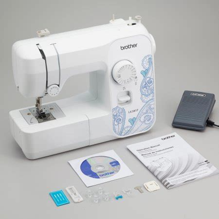 brother lx3817 17 stitch full size sewing machine on sale