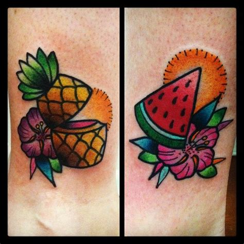 watermelon tattoo 25 best ideas about watermelon on