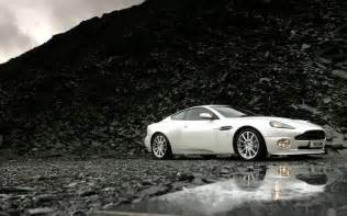 Aston Martin Wall Paper Aston Martin White Cars Hd Wallpapers Desktop