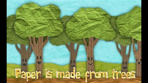 What Of Trees Are Used To Make Paper - maxresdefault jpg