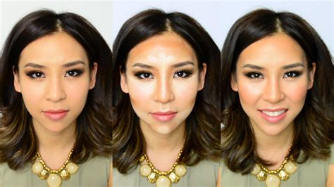 Tutorial Professional Makeup Techniques 3 by Highlighting Contouring Pro Makeup Artist Tips Tricks