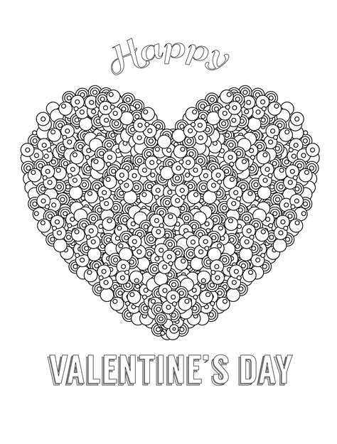 20 Free Printable Valentines Adult Coloring Pages Page 9 Valentines Day Coloring Pages For Adults