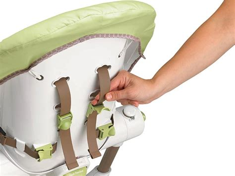 How To Clean High Chair Straps by Fisher Price Ez Clean High Chair Coco Sorbet