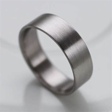 mens comfort fit wedding bands 7x1 5mm comfort fit flat men s wedding band modern