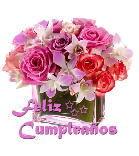 imagenes flores de cumpleaños imagenes de flores feliz cumplea 241 os imagui