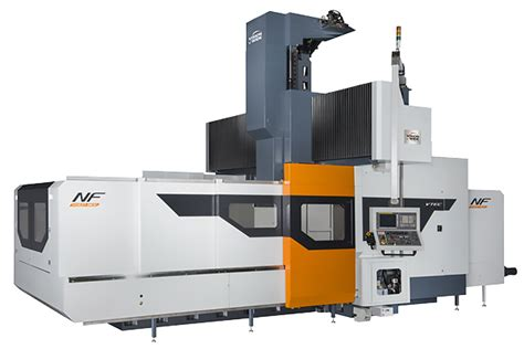 Nf Series nf series fixed beam 5 machining center vision wide