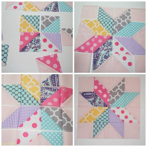 free quilt patterns lessons free clothing patterns star flower quilt block tutorial allfreesewing com