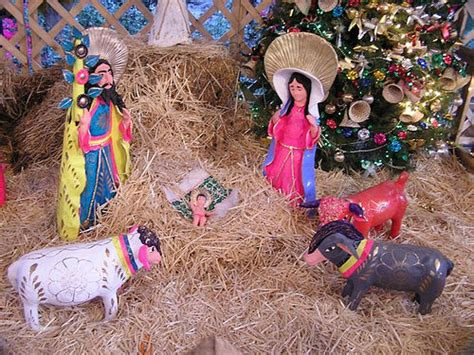 christmas customs in central america mexico guatemala
