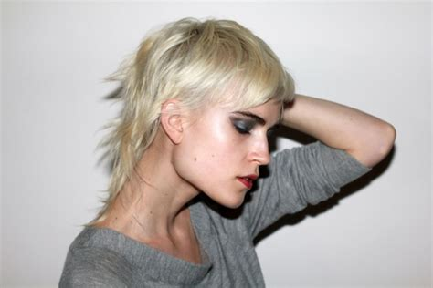 mullet hairstyles for women short mullet hairstyles for women short hairstyle 2013