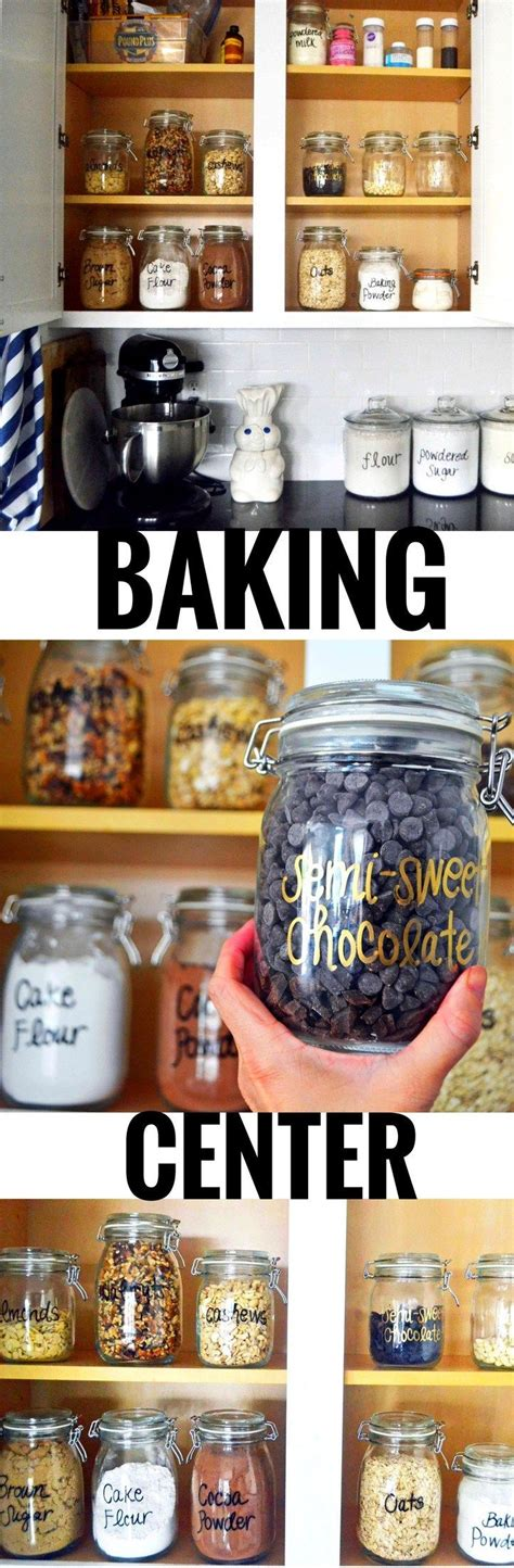baking supply storage 25 best ideas about baking storage on pinterest baking