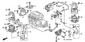 Acura Parts For Less Rubber Assembly Front Engine Mounting At Acura 50830