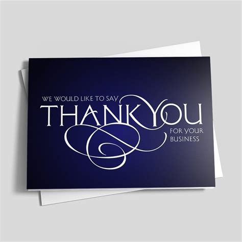 Gift Card For Your Business - business thank you cards lilbibby com
