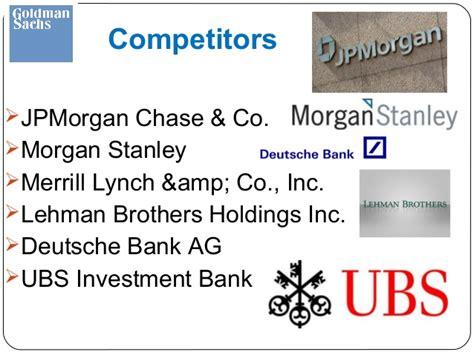 ubs investment bank ag goldman sachs