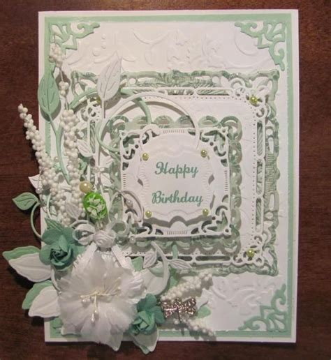 Intricate Birthday Cards
