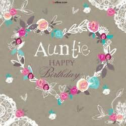80 beautiful birthday wish images for aunt famous