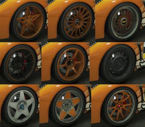 Wheel Pack gta 5 real wheels pack v2 mod gtainside