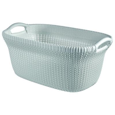 curver laundry buy curver knit laundry basket blue from our laundry