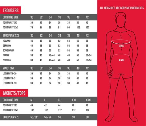 shoe size chart lee cooper sizing lee cooper workwear