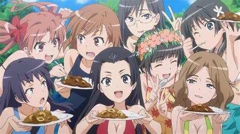 a certain scientific railgun anime archive to aru kagaku no railgun review real
