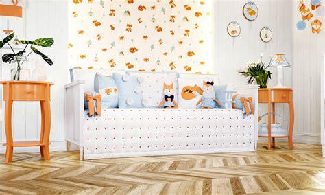 decoração quarto de bebe raposa raposa na decora 231 227 o do quarto de beb 234